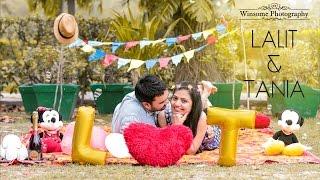Punjabi PreWedding | Lalit & Tania | Akhar-Amrinder Gill | Backbone-Hardy Sandhu | 2017