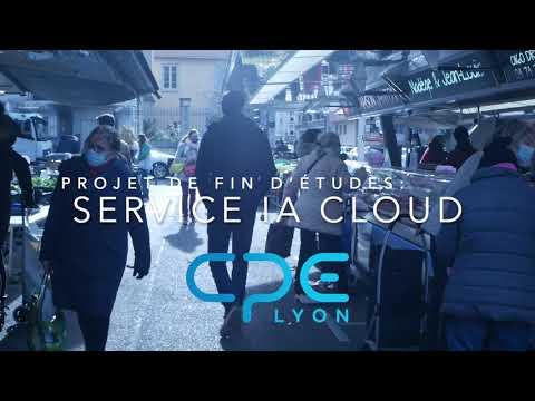 Projet de fin d'études: Service IA cloud