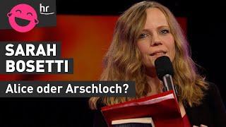 Sarah Bosetti und ihr offener Brief an Alice Weidel