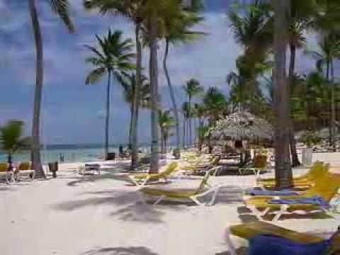 Видео Доминикана отель каталония баваро бич гольф казино