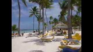 Доминикана Пунта Кана отель Каталония Баваро Бич№2 пляж
