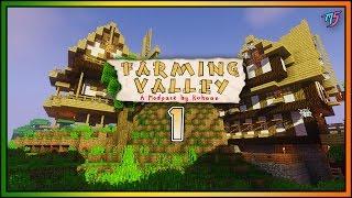 Minecraft ► Farming Valley ► NEW FARMING MODPACK!!! ► EP.1 [ 1.10.2 Modded Minecraft]