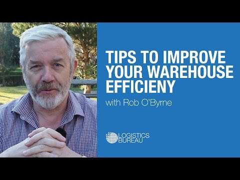 Tips to Improve Your Warehouse Efficiency