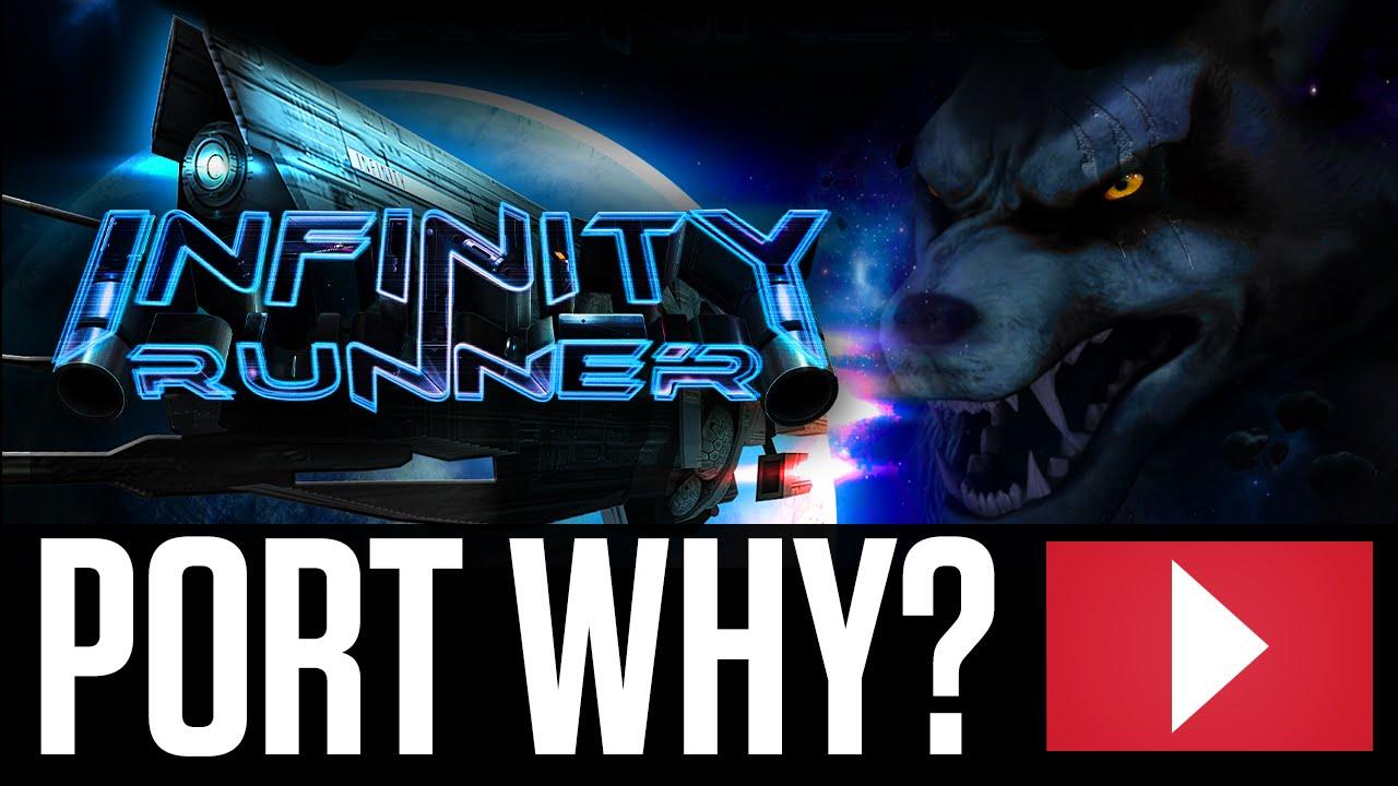 Скачать игру Infinity Runner