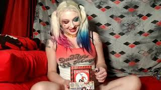 Happy Halloween! Harley Quinn and Her Jack in The Box