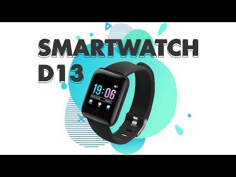 Smartwatch D13