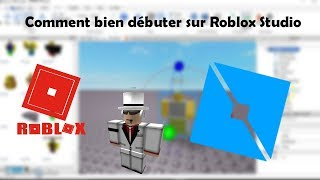 How to get off to a good start on Roblox Studio