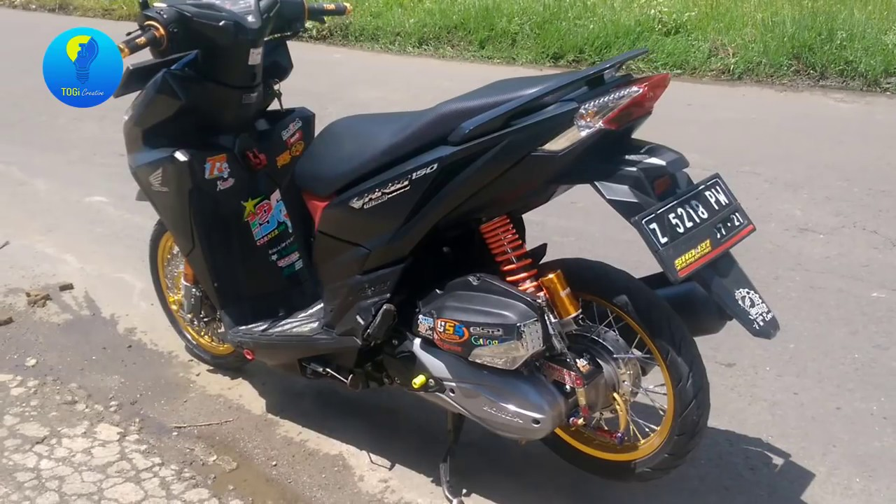 Download 50 Gambar Modifikasi Vario 150 Thailook Terunik Term