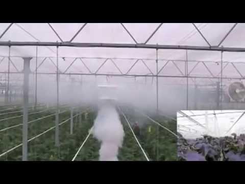 Вентилятор Multifan для теплиц