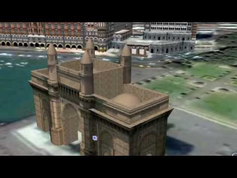 Mumbai - Google Earth Tour