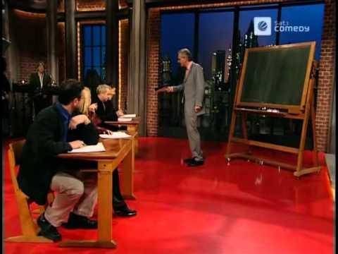 Die Harald Schmidt Show - Knüppelhartes Diktat