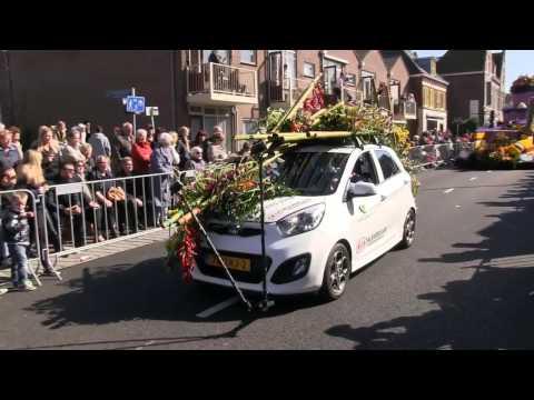 Flower parade 2013 Lisse Netherlands