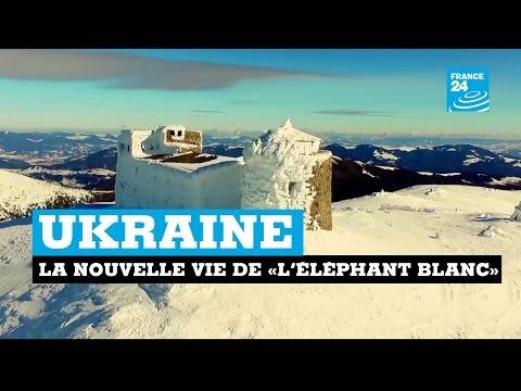 """Ukraine : la nouvelle vie de """" l'éléphant blanc """""""