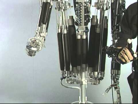 ZAR5 - Festo promotion video before Hannover Messe, 2006