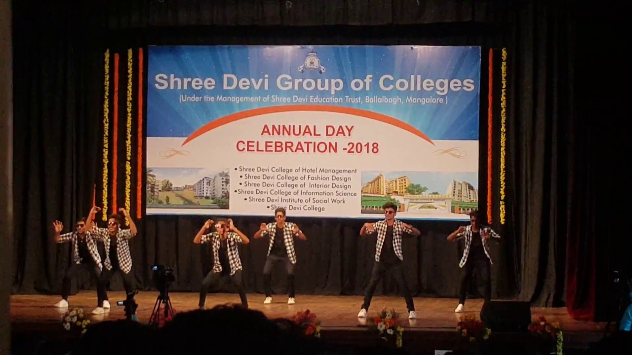 Annual Day Special By Sdc Youtube