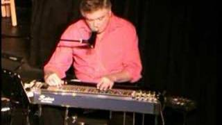 Howard Barnard performing - San Antonio Rose