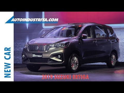 All-new 2019 Suzuki Ertiga will start at Php 728,000 - Auto News