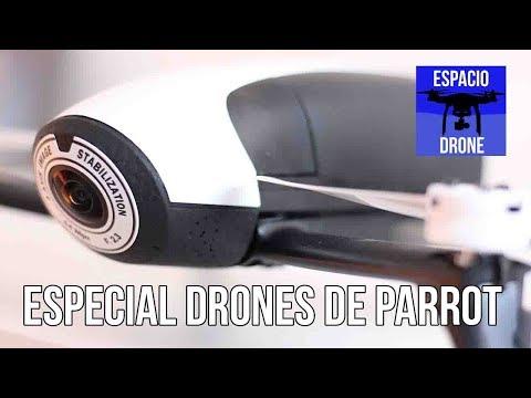 ESPECIAL DRONES DE PARROT [Espacio Drone Live #4]