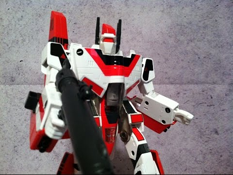 Jetfire / Skyfire - Transformers G1 Review