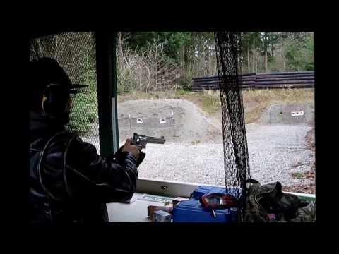 Gun Range, Whidbey Island, Washington