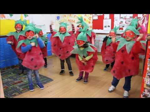 Herois da Fruta - JI de Vila Marim de Vila Real