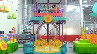 Repeat youtube video GoldieBlox in the 2014 Macy's Thanksgiving Day Parade