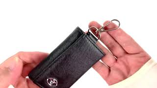 Gantungan kunci mobil dompet stnk mobil TOYOTA