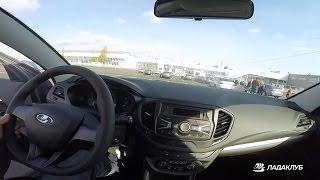 Первый Экспресс-Обзор Серийной Lada Vesta