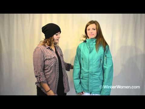 Burton Women's TWC Parka Jacket.m4v