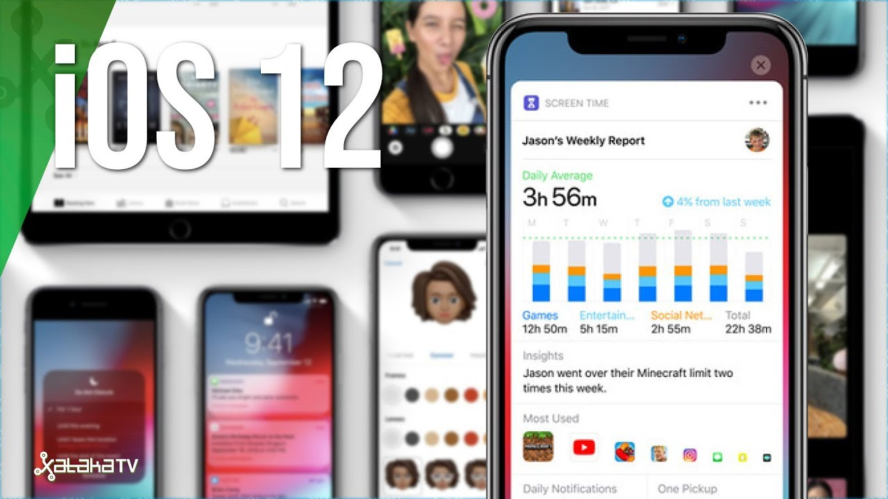 1f1b2e3574a Trucos iOS 12: 17 trucos (y algún extra) para exprimir al máximo las  novedades del nuevo sistema operativo de Apple