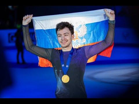 Дмитрий Алиев. Чемпионат Европы. Грац. 2020
