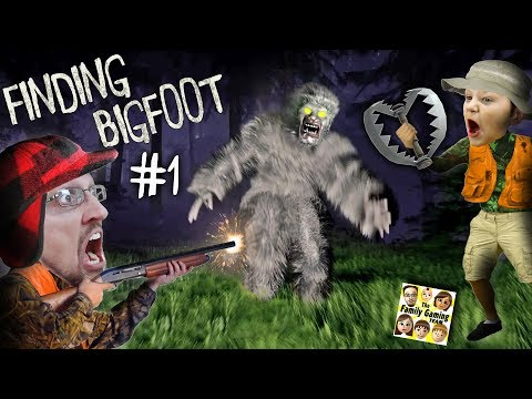 finding-bigfoot-game!-caught-on-tape-by-fgteev!-mission:-catch-&-trap!!-funny-gameplay!-#1