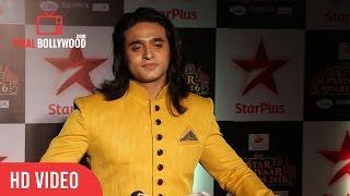 Ashish Sharma At STAR Parivaar Awards 2016