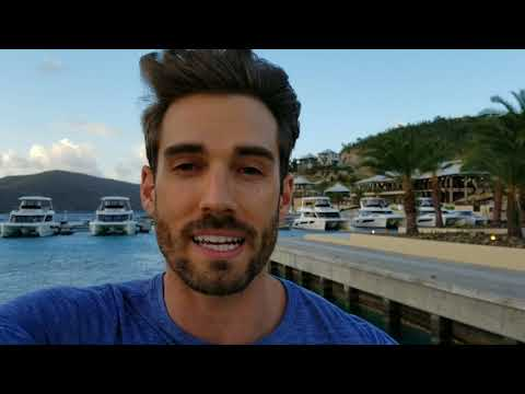 MODELING IN THE BRITISH VIRGIN ISLANDS: PART 1!!