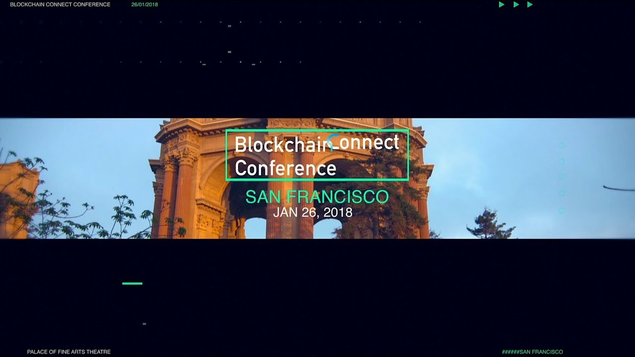 Blockchain Connect Conference: Sillicon Valley 2018 | 中美区