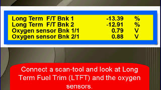 066 Emission Tests - CO high and HC is Normal
