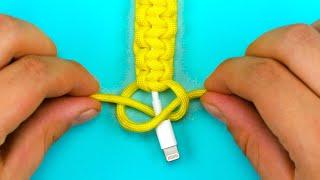 5 Tricks mit Knoten, die du unbedingt kennen musst