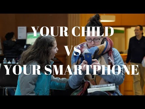 Your Child VS Your Smartphone