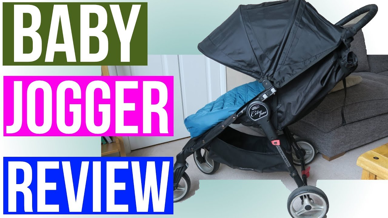 Baby Jogger City Mini 4 Wheel Review