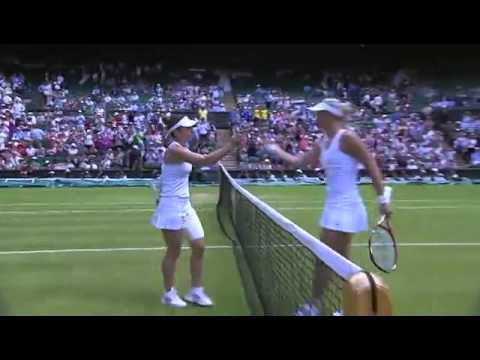 Match point: Halep beats Lisicki - Wimbledon 2014