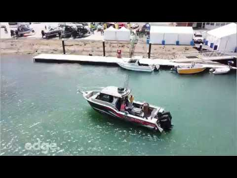 CrossCountry Fishing Charters At The Robe Boat Show 2018