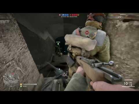 PTFO Medic on Support w/ Dr3zz - Battlefield 1 (XB1)
