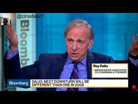 Ray Dalio predicts Stock Market Crash! | Bloomberg News