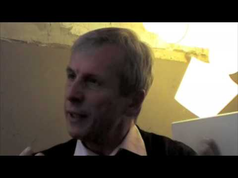 Conversation with Kevin Warwick