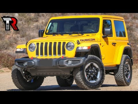 2 Door JEEP WRANGLER Rubicon JL Review