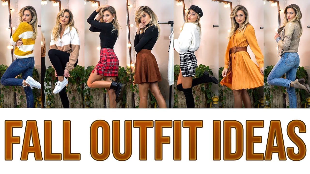 [VIDEO] - FALL OUTFIT IDEAS 2019 - SHEIN TRY ON HAUL + REVIEW || DANI MARIE 5