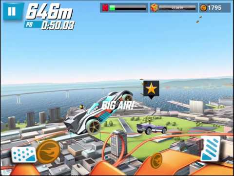 HOT WHEELS RACE OFF High Speed Level 51, 52, 53, 54, 55, 56, 57, 58, 59, 30 | 3 Stars on levels