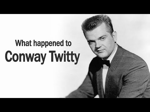 What happened to CONWAY TWITTY