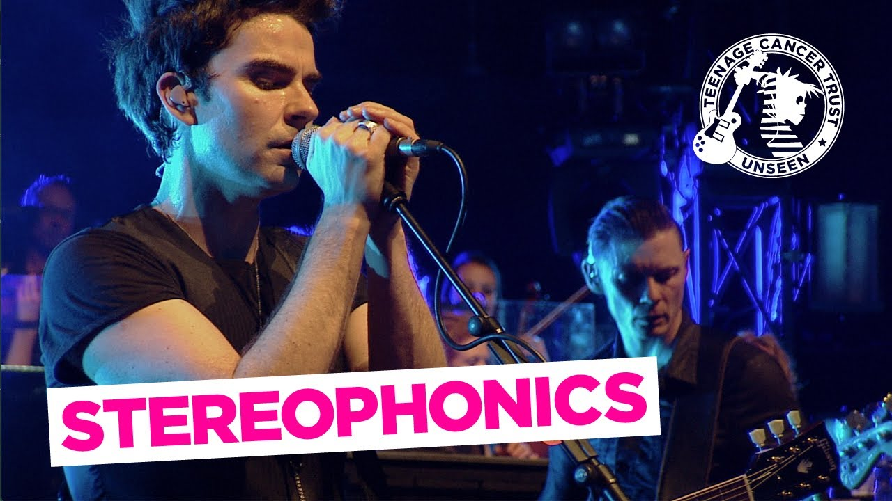 Local Boy In The Photograph - Stereophonics Live