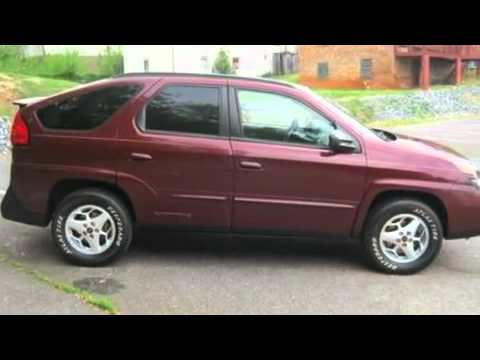 2004 Pontiac Aztek Va Youtube